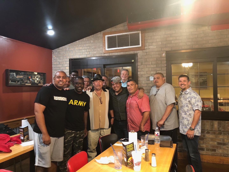 The Brotherhood: Men's Gathering