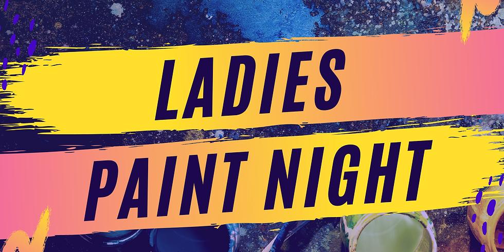 Ladies Paint Night
