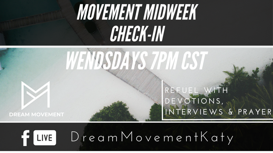 Movement Midweek Check-In