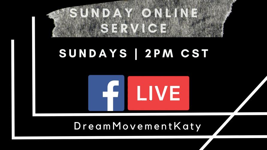 Facebook Live Sundays