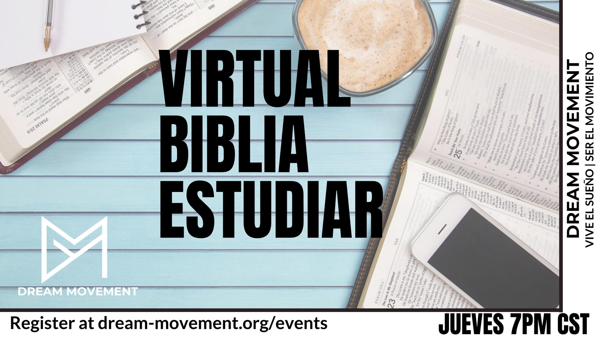 Virtual Biblia Estudiar