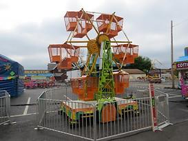 Kiddie Wheel