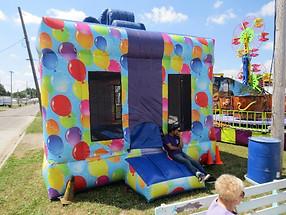 Present Bounce House