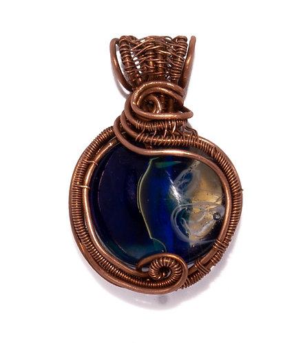 Ocean Swirl Pendant
