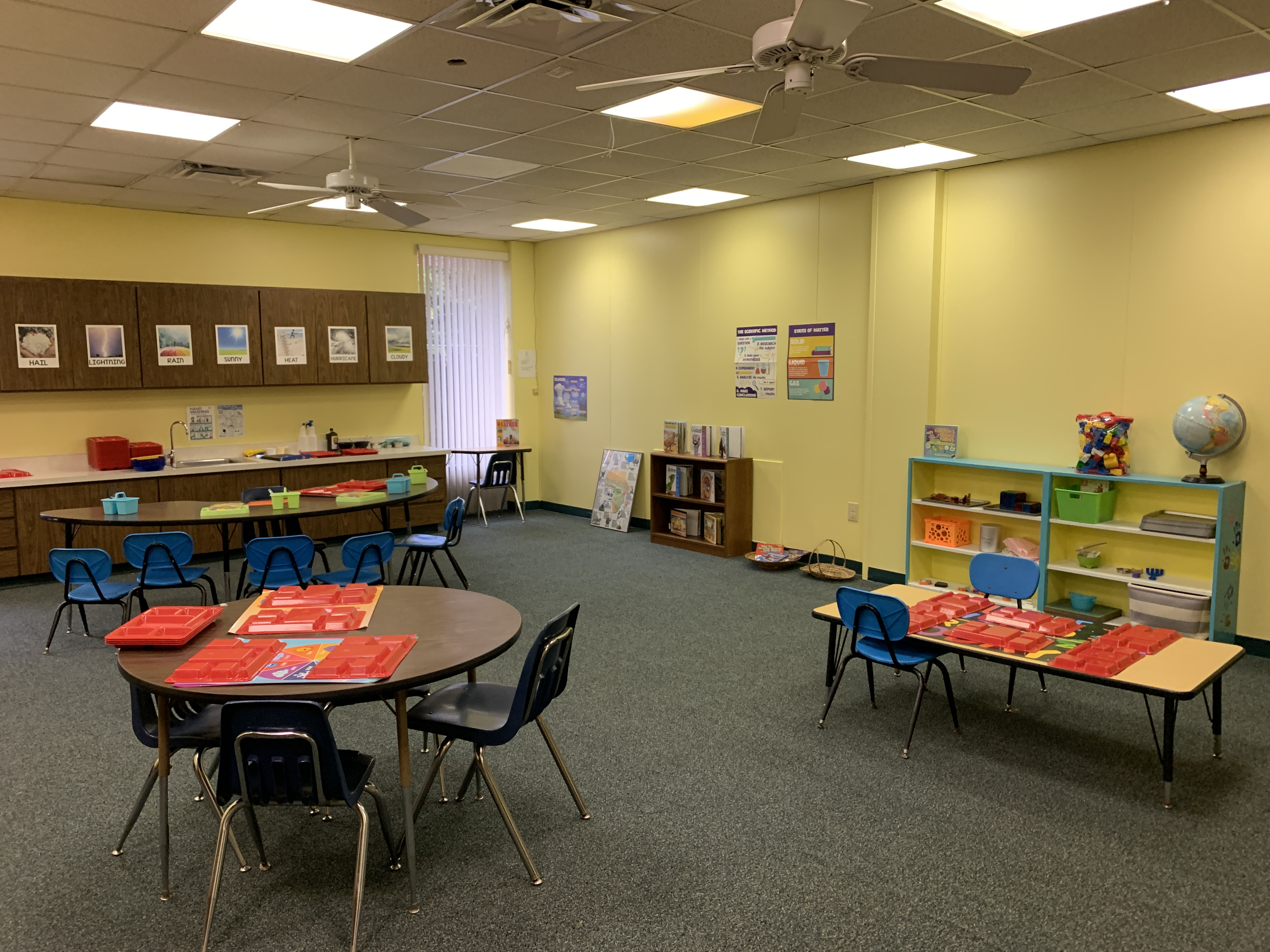 The STEM Room