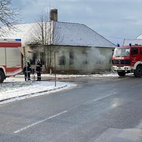 Brand in Diesendorf (B3)