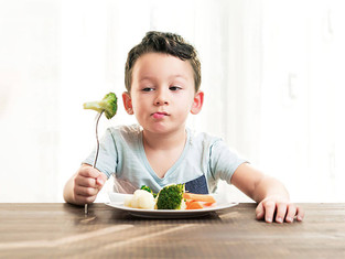 Our Top Tips for Fussy Eaters