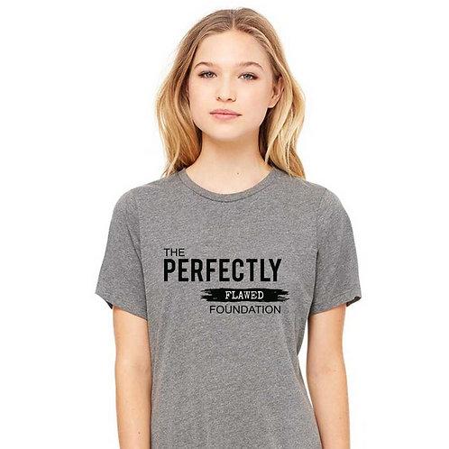 Youth Short Sleeve Gray Unisex T-Shirt