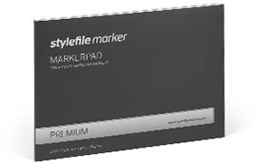 stylefile marker Markerpad DIN A4