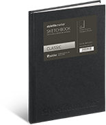 stylefile marker Sketchbook DIN A5 portrait format