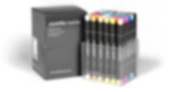 stylefile marker classic 36 pcs sets