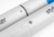 stylefile marker brush tip markings on the marker