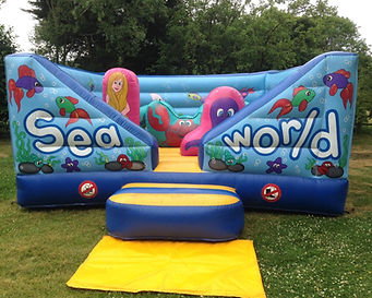 Bicester Bouncy castle & Skittle Alley Hire