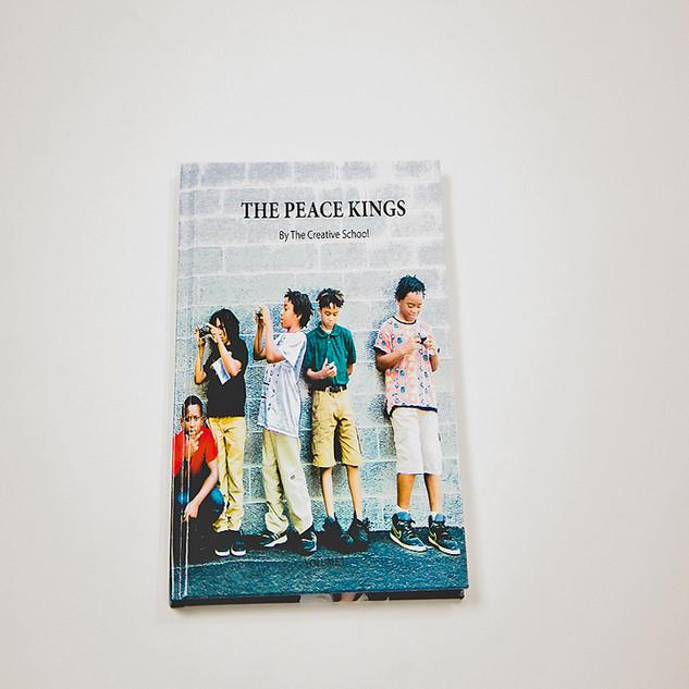 """Published Anthology """"The Peace Kings"""""""