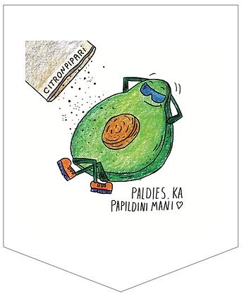 PALDIES, KA PAPILDINI MANI