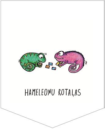 HAMELEONU ROTAĻAS