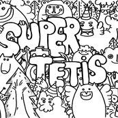 Krāsojamā doodle