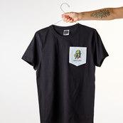 Krekls ar maināmām kabatām