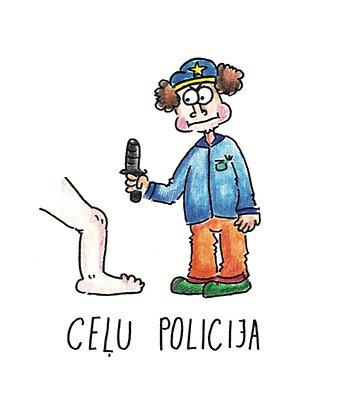 Svece CEĻU POLICIJA