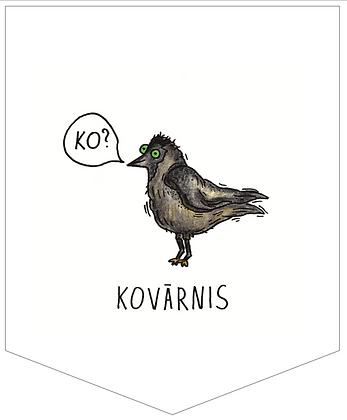 KOVĀRNIS