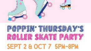 Roller Skate Events!