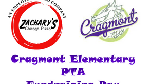 Order pizza 4/29, Zachary's gives to Cragmont!