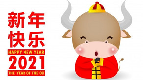 Happy Lunar New Year or Gung Hay Fat Choy from your Cragmont PTA