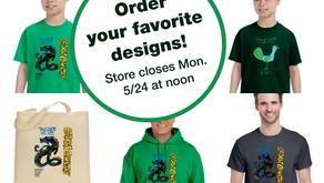 Order gear until 5/24!