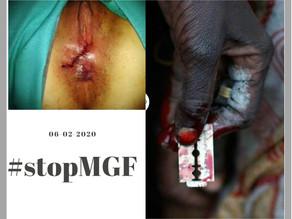 Día Internacional de tolerancia cero con la mutilación genital femenina