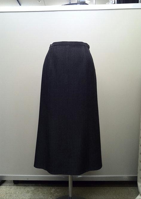 蓄熱加工生地使用 ロングスカート