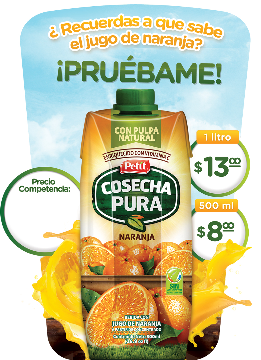 COSECHA PURA