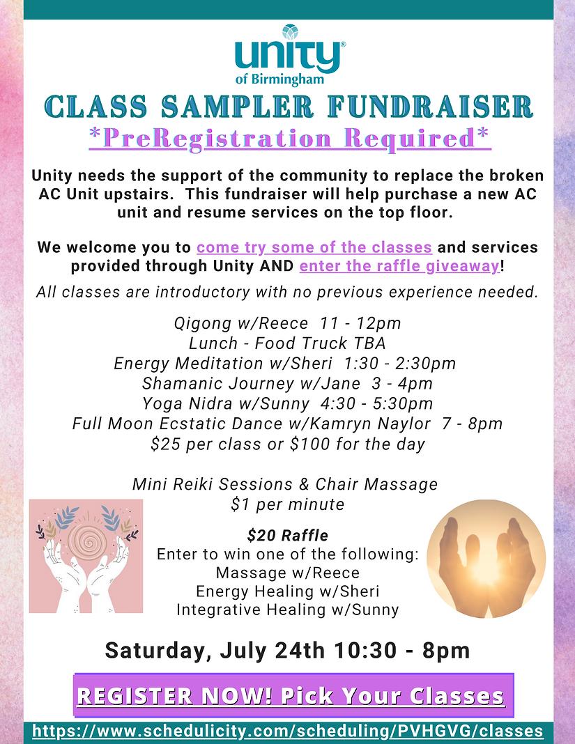 Unity Class Sampler Fundraiser.png