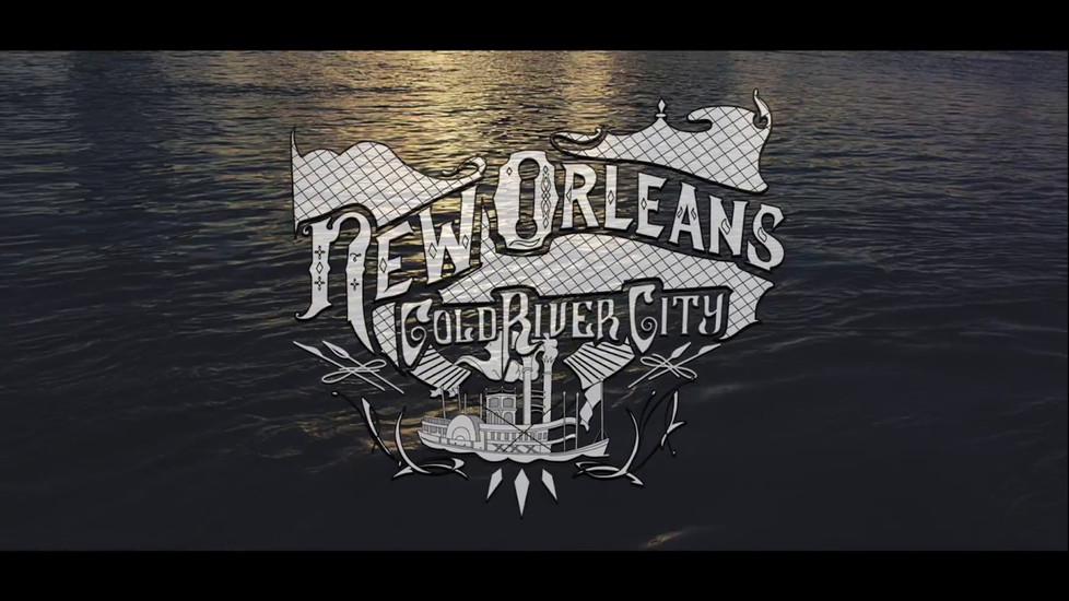 COLD RIVER CITY 'New Orleans' | Official Music Video