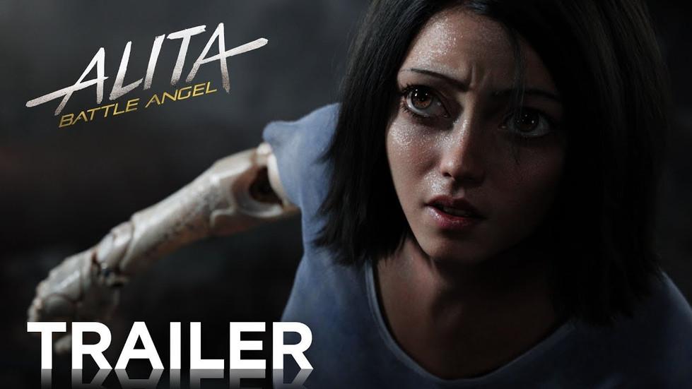 'ALITA: BATTLE ANGEL' | 20th Century Fox | Weta Digital