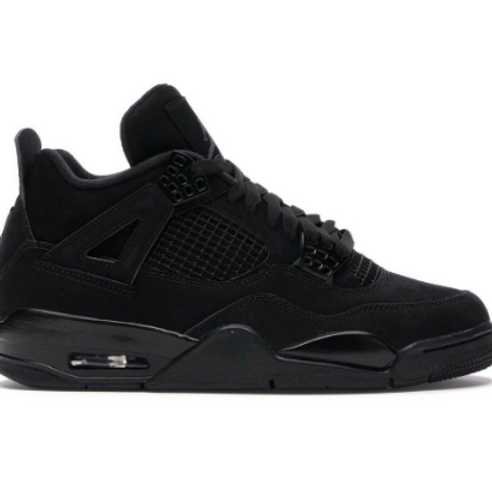 Jordan 4 Retro Black Cat 2020