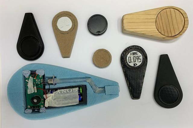 Showcase of ZONA prototypes