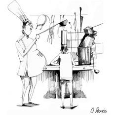 Etudiante en Cuisine