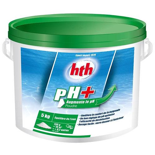 HTH pH plus en poudre 5kg