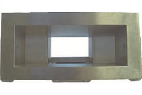 Insert inox pour skimmer Hayward C1085