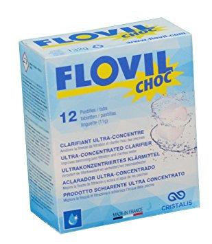 Flovil choc Boite de 12 pastilles