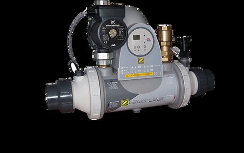 Echangeur de chaleur Heat Line + Zodiac 40 kW