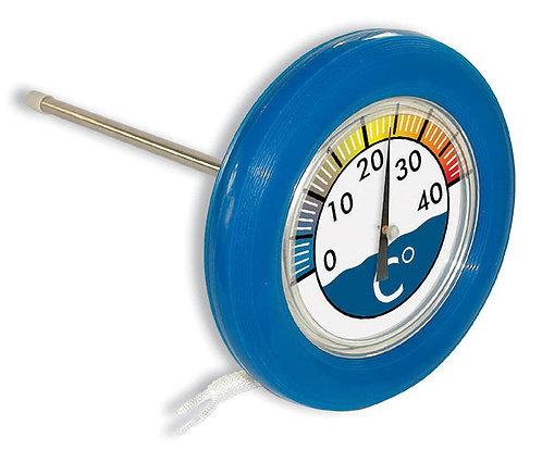 Thermomètre bouée flottant pour piscine