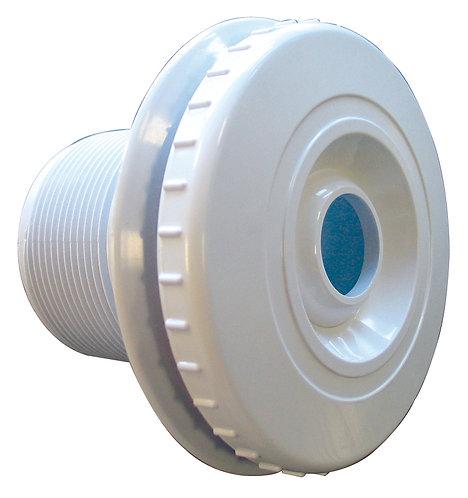 Refoulement orientable en ABS complet avec rotule pour bassin béton