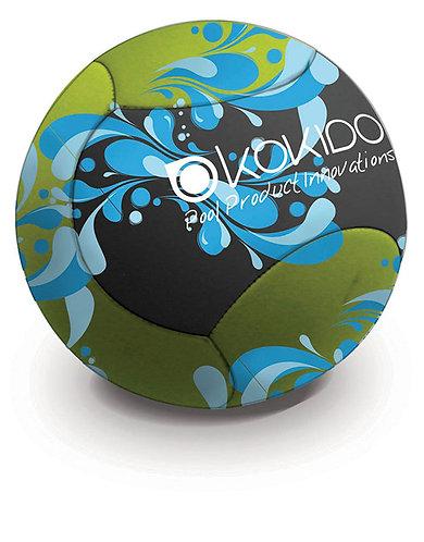 Ballon de foot en néoprène Kokido