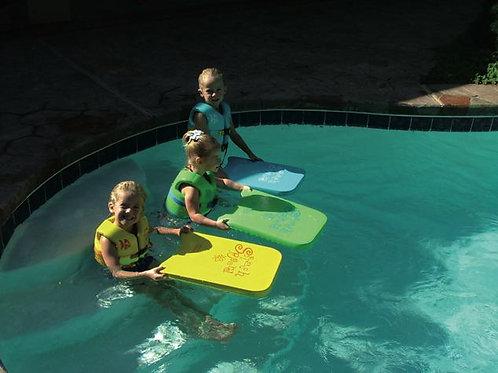 Planche de natation flottante SUPERSOFT