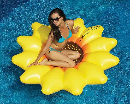 Sunflower fleur géante jeu gonflable