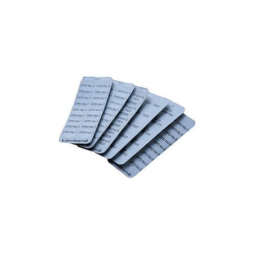 Réactif stabilisant Acide cyanurique (100 unités) LOVIBOND
