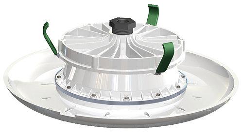 Projecteur WELTICO sans niche extra plat avec une ampoule DIAMOND POWER