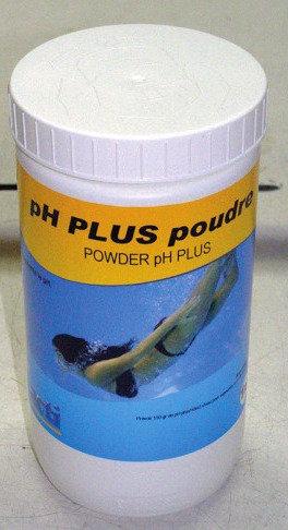 pH plus en poudre 1Kg Acti spa