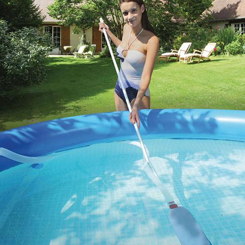 Aspirateurs manuels piscine genappe tout pour ma for Aspirateur piscine v trap